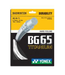 YONEX BG65Ti 10m