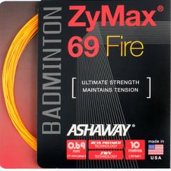 ASHAWAY ZYMAX 69 FIRE 10m
