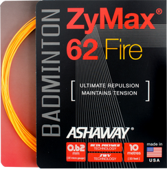 ASHAWAY ZYMAX 62 FIRE 10m
