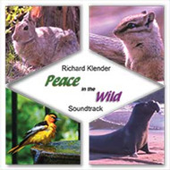 Peace in the Wild - Soundtrack CD