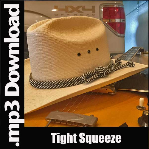 """Download the full-length mp3 version of this song: """"Tight Squeeze"""", recorded by Richard Klender. We use the highest bitrate possible to provide you with the best fidelity for this audio format. Once Downloaded; this song will automatically be loaded into iTunes (or your favorite mp3 player). If not, simply drag the .mp3 file into iTunes or your favorite mp3 player. Enjoy... NOTE: You can listen to music samples by clicking on the desired music category icon, located at http://www.songtracker.com/music_downloads.html"""