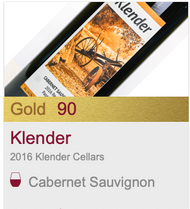 Our fine 2016 Cabernet Sauvignon is produced from grapes grown on our own vineyard in Paso Robles, CA. We meticulously care for our grapes to create a premium Estate Reserve Cab that you can drink for any special occasion or lay down in your wine cellar for additional aging. Bold berry flavors with hints of anise, leather, tobacco and chocolate. Recently won the Gold Medal for Cabernet Sauvignon at the Orange County Fair, CA and won a Silver Medal from the international Sunset Magazine Wine Competition. A Big Cab.  We also grow small lots of Merlot and Cabernet Franc which we use to blend in a Meritage fashion. 95% Cab Sauv, 4% Merlot, 1% Cab Franc.
