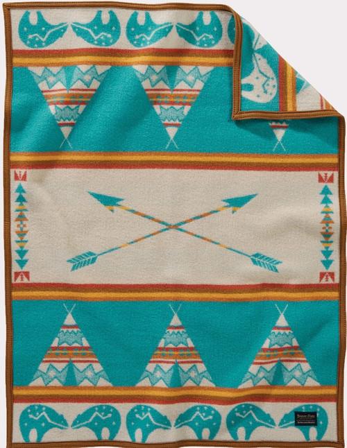 Pendleton Star Guardian Muchacho Crib Blanket