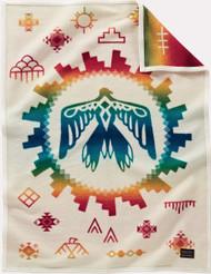 Pendleton Sunrise Eagle Crib Blanket
