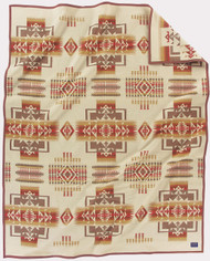 Pendleton Chief Joseph Cream / Wheat Blanket