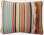 Chimayo Coral Pillow
