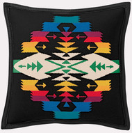 Pendleton Tucson Black Pillow