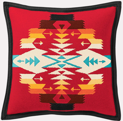Pendleton Tucson Scarlet Decorative Pillow
