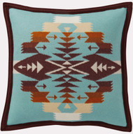 Pendleton Tucson Aqua Decorative Pillow