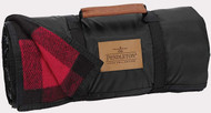 Pendleton Nylon Backed Rob Roy Roll-up Blanket