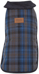 Pendleton Pet Classics Dog Coat in Crescent Lake Plaid