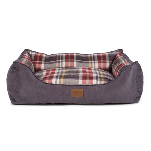 Pendleton Breslin Plaid Kuddler Pet Bed