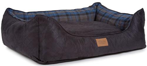 Pendleton Crescent Lake Plaid Kuddler Pet Bed