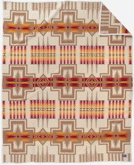Pendleton Harding Ivory Blanket