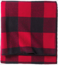 Ez Care Washable Wool Rob Roy Tartan Blanket