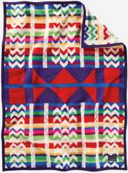 Pendleton Morning Cradleboard Crib Blanket