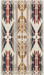 Pendleton White Sands Jacquard Oversize Towel