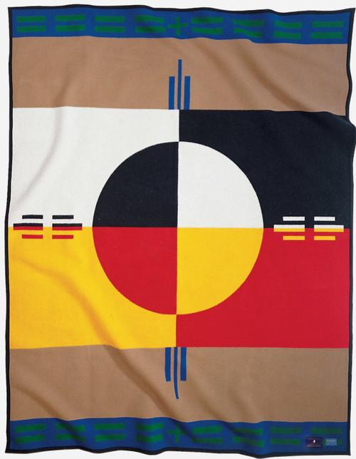 Pendleton Elders Circle of Life Blanket