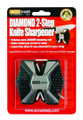 AccuSharp 017C Diamond Pro Two Step - Sharpener Carded - 017C