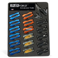 Accusharp 800MTS ParaForce - Multi-Tool 18 Piece Display - 800MTS