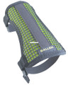 Allen 42014 Mesh Armguard, Black - With Green Mesh - 42014