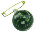 Allen 484 Ball Compass, Liquid - Filled, Pin-On - 484
