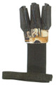 Allen 60335 Super Comfort - Saddlecloth Archery Glove 3-Finger - 60335