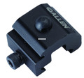 Allen 14494 Rail Mount Sling Swivel - Stud, Black - 14494