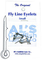 Al's Goldfish FL24-1 Fly Line - Eyelets Small 15 Pk - FL24-1
