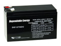 American Hunter DE-30020 DE1270DC - 12V 7 Amp Hr Rechargeable Battery - DE-30020