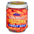 Atlas 30033 Super Scented - Marshmallows Org/Garlic 1.5oz Jar - 30033