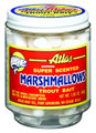 Atlas 30030 Super Scented - Marshmallows White/Anise 1.5oz Jar - 30030