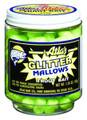 Atlas 32039 Super Scented Glitter - Mallows Chartreuse/Garlic 1.5oz Jar - 32039