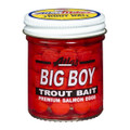 Atlas 206 Big Boy Salmon Eggs Red - 1.1 oz - 206