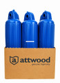 "Attwood 9355BD1 Softside Oval Boat - Fender 5""x22"" Blu - 9355BD1"