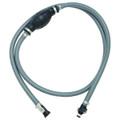 Attwood 93806EUS7 Fuel Line Kit 6' - Evinrude w/USC - 93806EUS7