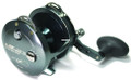Avet HXW5/2BK HX 2-Speed Conv Reel - RH, 8BB, 5.4:1 Ratio, Braid 65/1100 - HXW5/2BK