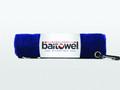 Baitowel BT-NAVY Fishing Towel - w/Clip Navy Blue - BT-NAVY