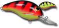 "Bandit BDT158 100 Series Crankbait - 2"", 1/4 oz, Mistake, Floating - BDT158"