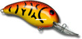 "Bandit BDT126 100 Series Crankbait - 2"", 1/4 oz, Spring Crawfish/Yellow - BDT126"