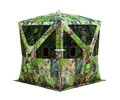 Barronett BC350BW Big Cat 3 Person - Hub Blind Bloodtrail Backwoods Camo - BC350BW