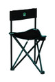 Barronett BC100 Black Folding Chair - 250Lb Weight Capacity - BC100