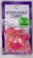 Beau-Mac SC48GSFR Steelhead Candy - Egg Cluster, Glow Red - SC48GSFR