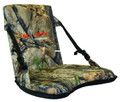 """Big Game GS1105 Complete Seat, 18""""W - x 14""""D Cushion, 14""""W x 17"""" Tall - GS1105"""