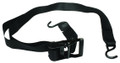 "Big Game TA020 Heavy Duty 6' - Ratchet Strap, 2"" Wide, 2 - TA020"