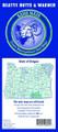 Big Sky 603 Map Beattys - Butte/Warner Rams Oregon GMU Map - 603