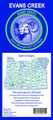 Big Sky 612 Map Evans Creek Rams - Oregon GMU Map - 612