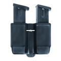 Blackhawk 410610PBK CQC Double - Magazine Pouch Double Stack Matte - 410610PBK