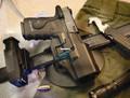 Blackhawk 410502BK-R Serpa CQC - Holster Glock 19/23/32 RH Black - 410502BK-R