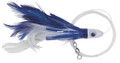 "Boone 09447 Dave Workman Jr. - Feather Jig, 6"", 2 oz, Blue/White - 9447"